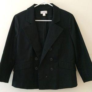 Ann Taylor loft crop jacket